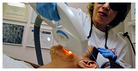 Laser Photo Rejuvenation Treatment - elos Plus